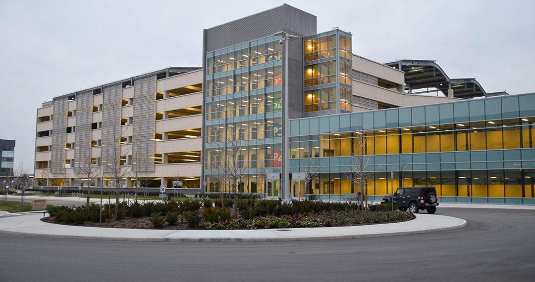 Oakville Trafalgar Memorial Hospital, Oakville