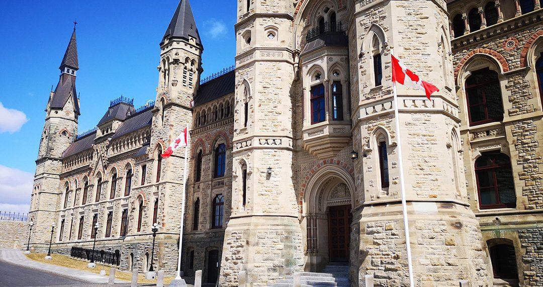 Parliament Hill West Block Restoration, Ottawa