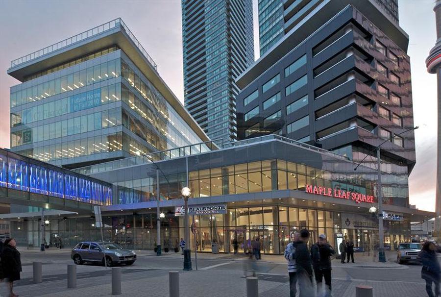 Maple Leaf Square, Toronto