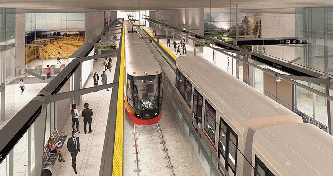 OC Transpo LRT Stations